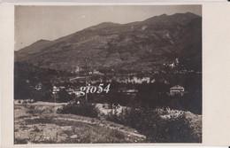 Aosta Aymavilles Sfondo St Pierre Militari Accampamento Fotografica (9x14) - Other Cities