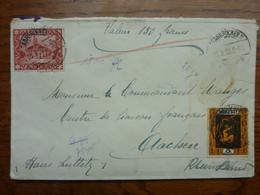 1922  Brief  SAARBRUCKEN     PERFEKT - Covers & Documents