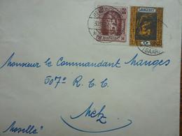 1927  Brief   HEUWEILER   PERFEKT - Covers & Documents