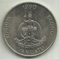 50 Vatu 1990 Vanuatu - Vanuatu
