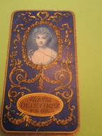 Carte Parfumée/ FLAVITA/ DELETTREZ /Paris /Vers 1900      PARF224 - Antiguas (hasta 1960)