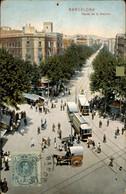 Spanje Spain Espana - Barcelona - Ronda  S Antonie - Tram - 1910 - Non Classés