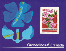 GRENADINES OF GRENADA - Fleurs - Y&T BF 41 - 1979 - MNH - Grenada (1974-...)