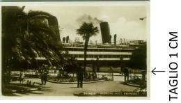 BRINDISI - GIARDINI VITT. EMANUELE - EDIZIONE SION ENEA - SPEDITA 1936 ( 7820) - Brindisi