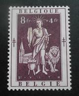 1955 : Cob 907*  ( Charnière D21 ) Voir Verso - Ungebraucht