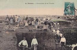 Frasne - Extraction De La Tourbe FL N° 91 - Non Classificati