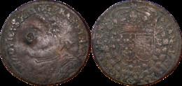 Jeton Royal - Louis XIII - Jeton De Nuremberg - RARE - HANS LAVFER RECHSN PFEN M - L045 - Monarchia / Nobiltà