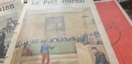 P.J 94/CAPITAINE DREYFUS CONSEIL DE GUERRE - Zeitschriften - Vor 1900