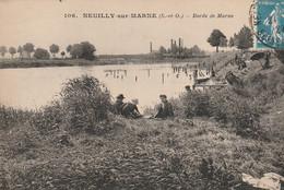 NEUILLY SUR MARNE   Bords De Marne  106 - Neuilly Sur Marne