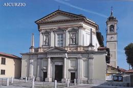 (QU543) - AICURZIO (Monza E Brianza) - Chiesa Di Sant'Andrea Apostolo - Monza