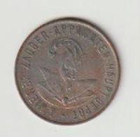 Penning-jeton-token 1.wiener Zauber Apparaten Haupt-depot S.klingl Wien-wenen Gegründet 1876 (A) - Professionals/Firms