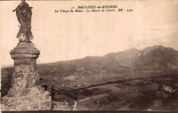 N°16079 Z -cpa Bagnères De Bigorre -la Vierge Du Bédat- - Bagneres De Bigorre