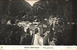 N°16077 Z -cpa Saint Sauveur -vue Générale- - Other Municipalities