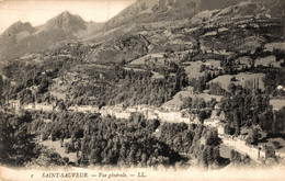 N°16076 Z -cpa Saint Sauveur -vue Générale- - Other Municipalities