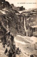 N°16074 Z -cpa Gavarnie -la Grande Cascade- - Gavarnie