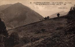 N°16072 Z -cpa Bagnères De Bigorre -massif De Lhéris- - Bagneres De Bigorre