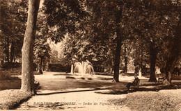 N°16067 Z -cpa Bagnères De Bigorre -jardin Des Vignaux- - Bagneres De Bigorre