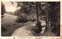 N°16065 Z -cpa Bagnères De Bigorre -le Sentier Du Vallon De Salut- - Bagneres De Bigorre