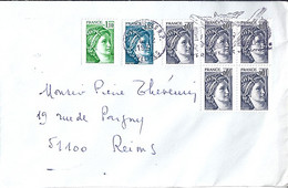 TYPE SABINE DE GANDON N° 2058 + COMPL. SUR L. DE VERSAILLES / 4.12.79 - 1977-81 Sabine Of Gandon