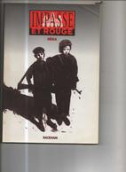Impasse Et Rouge EO BE Rackham 04/1995 Séra, (BI5) - Original Edition - French