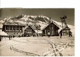 L'Alpe D'Huez Le Téléski De L'éclose Et La Chaîne Des Rousses - Altri Comuni