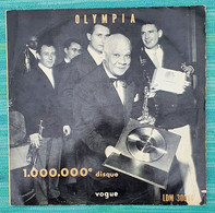 Sidney Bechet - Concert à Olympia 19 Octobre 1955 1ère Partie - Vogue - Claude Luter André Réwéliotty - Jazz
