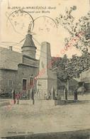 30.  SAINT JEAN De MARUEJOLS . Le Monument Aux MOrts . - Other Municipalities
