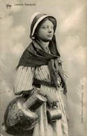 België - Laitiere Flamanda - Meisje - 1910 - Unclassified