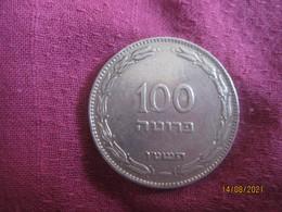 Israel: 100 Prutat 1949 - Israel