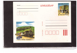 TEM14525  -   UNGHERIA   /    NEW   ENTIRE   MICHEL NR. P. 526 - Trains