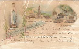 CPA France * Salut De Lourdes * - Lourdes