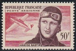 PA 34** 50F. MARYSE BASTIE - 1927-1959 Mint/hinged