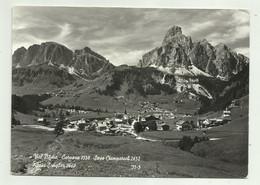 VAL BADIA - CORVARA  - VIAGGIATA FG - Bolzano (Bozen)