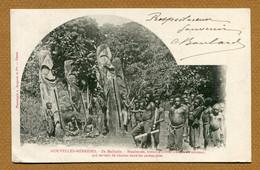 "NOUVELLES-HEBRIDES : "" ILE MALICOLO - NAMBOUES "" - Vanuatu"