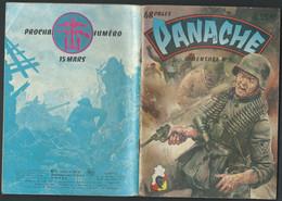 BD  Panache (Imperia) N° 9. L'allée Des Bombes    EDIT.imperia 1j  Mars  1962  Fau 11105 - Small Size