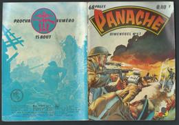 BD  Panache (Imperia) N° 67.  A L'attaque   EDIT.imperia 3è Trimestre 1964  Fau 11108 - Small Size