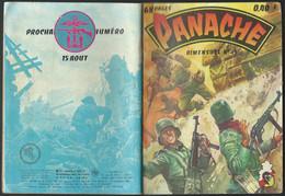 BD  Panache (Imperia) N° 43  Tenir... Tenir   EDIT.imperia 3è Trimestre 1963  Fau 11110 - Small Size