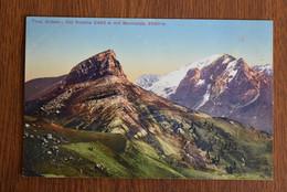 C982 Tirol Groden Col Rodella 2486 M Mit Marmolata 3360 M - Ohne Zuordnung