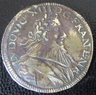 Jeton De Nuremberg Pour Louis XIII En Laiton - HANS LAVFER (Hans Laufer) - Royaux / De Noblesse