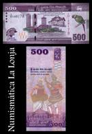 Sri Lanka 500 Rupees Commemorative 2013 Pick 129 SC UNC - Sri Lanka