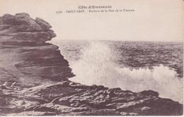 22 - Saint-Cast 3470, Côte D'Émeraude, Rochers De La Baie De La Fresnaie - Saint-Cast-le-Guildo