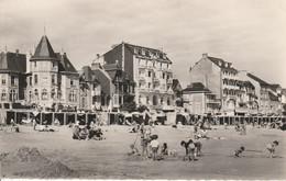 CARTE MODERNE 44 LA BAULE LA PLAGE ET LES HOTELS - La Baule-Escoublac