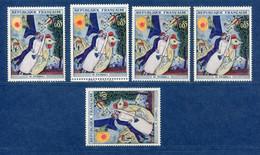 ⭐ France - Variété - YT N° 1398 - Couleurs - Pétouilles - Neuf Sans Charnière - 1963 ⭐ - Varieties: 1960-69 Mint/hinged