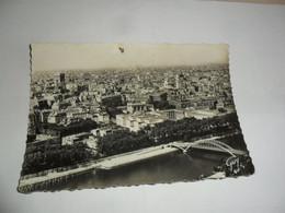 Paris Panorama - Cartas Panorámicas