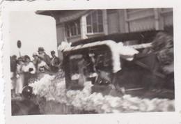 "Duinbergen Corso Fleuri 1933 ""Mercator"" Photo 5 X 7 - Autres"