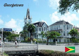 Guyana Georgetown Town Hall New Postcard - Other
