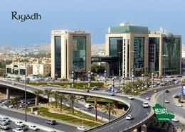 Saudi Arabia Riyadh Overview New Postcard Saudi Arabien AK - Saudi Arabia