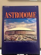 ASTRODOME HOUSTON STADIUM 1968 - 1950-Oggi