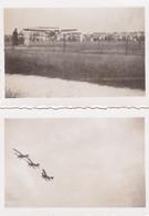 Knokke Zoute Aérodrome Escadrille Belge Avion 1933 Photo 5 X 7 - Autres