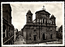 Marsala Il Duomo, Cartolina Viaggiata - Marsala